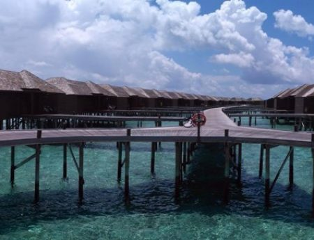 BEST VACATION EVER – MALDIVES